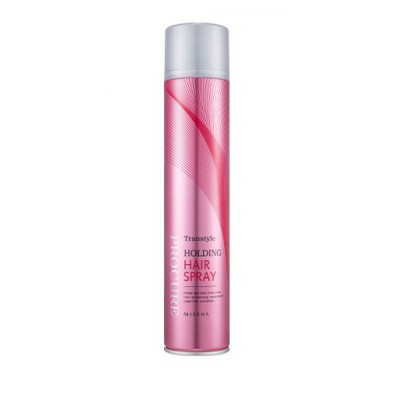 MISSHA PROCURE TRANSTYLE HOLDING HAIR SPRAY 300ML
