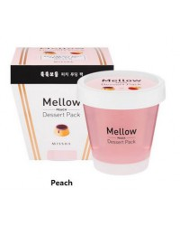 MELLOW DESSER PACK PEACH 200ML