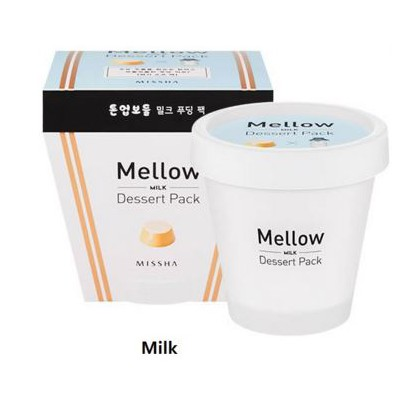 MELLOW DESSER PACK MILK 200ML
