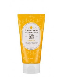 FRUI-TEA CLEANSING FOAM LEMON TEA 150ML