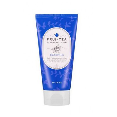 FRUI-TEA CLEANSING FOAM BLUEBERRY TEA 150ML