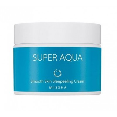 SMOOTH SKIN SLEEPEELING CREAM 50ML