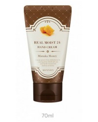 REAL MOIST 24 HAND CREAM MANUKA HONEY 70ML