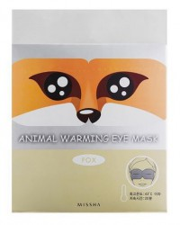 ANIMAL WARMING EYE MASK (ZORRO) - RELAJA