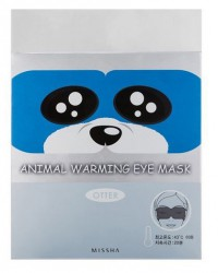 ANIMAL WARMING EYE MASK (NUTRIA)-FIRMEZA