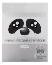 ANIMAL WARMING EYE MASK (PANDA)-RELAJA