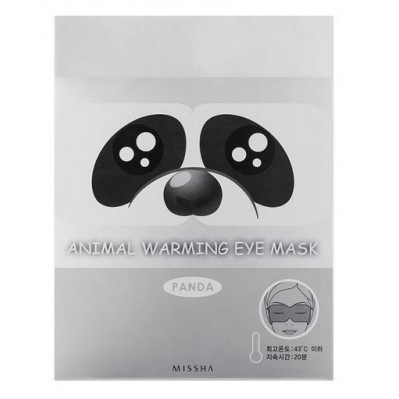 ANIMAL WARMING EYE MASK (PANDA)
