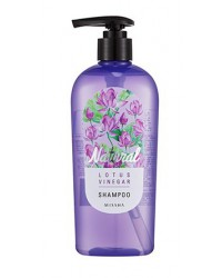 NATURAL LOTUS VINEGAR SHAMPOO
