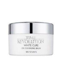 TIME REVOLUTION WHITE CURE OIL CLEANSING BALM