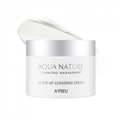 A'PIEU AQUA NATURE WHITE UP CLOUDING CREAM
