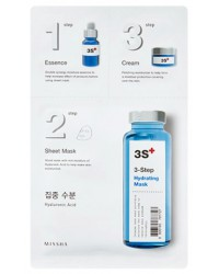 Missha 3 Steps Hydrating Mask