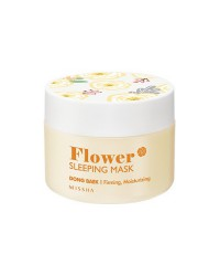Flower Sleeping Mask (Camellia)