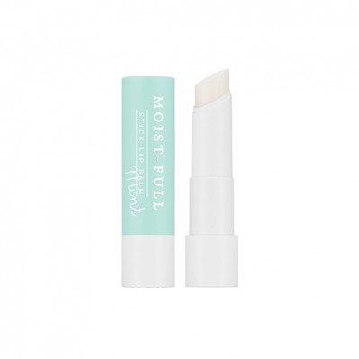 Moist-Full Stick Lip Balm (Mint)