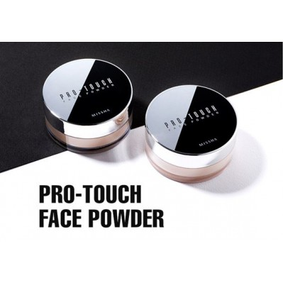 Pro- Touch Face Powder SPF15