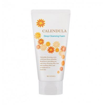 CALENDULA DEEP CLEANSING FOAM 150ML
