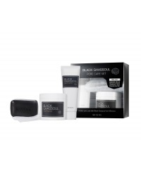 MISSHA BLACK GHASSOUL PORE CARE SET