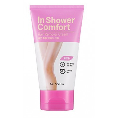 IN SHOWER COMFORT HAIR REMOVAL CREAM (FOR NORMAL SKIN TYPES)