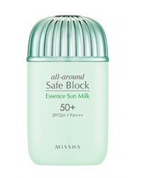 ALL AROUND SAFE BLOCK ESSENCE SUN MILK SPF50+/PA+++ 40ML
