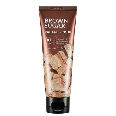 MISSHA BROWN SUGAR FACIAL SCRUB 95G