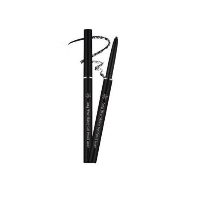THE STYLE LONG WEAR SKINNY GEL PENCIL LINER DEEP BLACK
