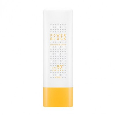 POWER BLOCK ESSENCE SUN CREAM SPF50+/PA++++