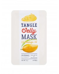 Tangle Jelly Mask (Mango)