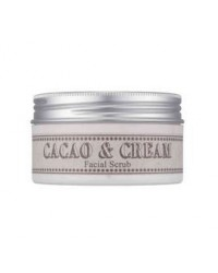 CACAO AND CREAM FACIAL SCRUB 95G
