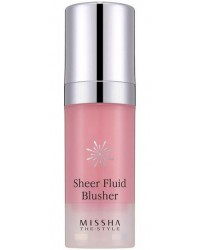THE STYLE SHEER FLUID BLUSHER 10ml