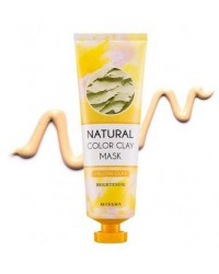 NATURAL COLOR CLAY MASK BRIGHTENING 127G