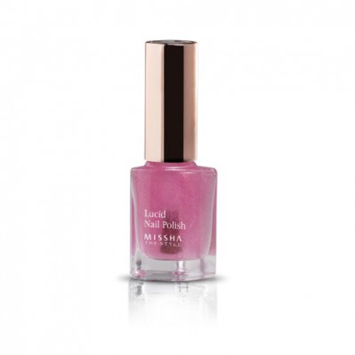 MISSHA THE STYLE LUCID NAIL CARE (PINK PEARL TOP COAT) 8ML