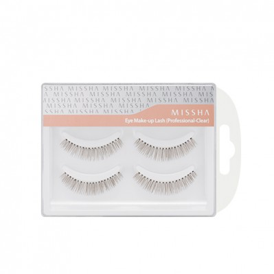 MISSHA EYE MAKE-UP LASH PROFESSIONAL-CLEAR (SWEET GIRL BROWN)