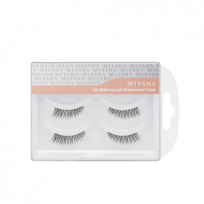 MISSHA EYE MAKE-UP LASH PROFESSIONAL-CLEAR (BABY CAT)