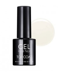 THE STYLE REAL GEL NAIL TOP COAT