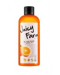 JUICY FARM SHOWER GEL (MY LIME ORANGE) 300ML