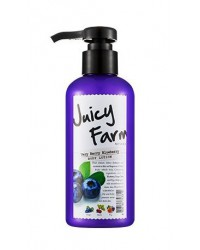 JUICY FARM BODY LOTION (VERY BERRY BLUEBERRY) 200ML