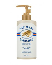 OAT MEAL ENRICHED BODY LOTION 380ml