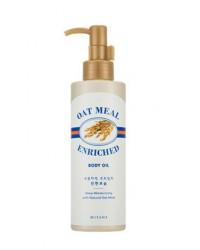 OAT MEAL ENRICHED BODY OIL 200ml