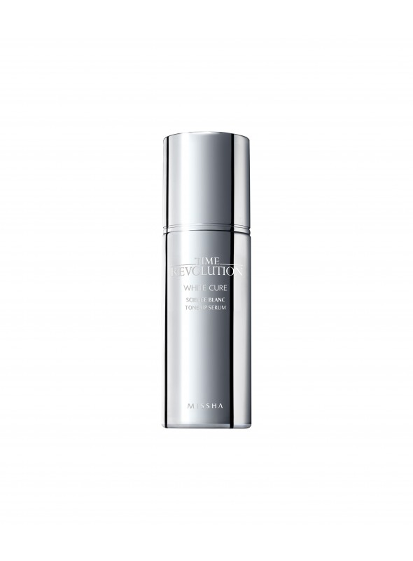 TIME REVOLUTION WHITE CURE SCIENCE BLANC TONE-UP SERUM