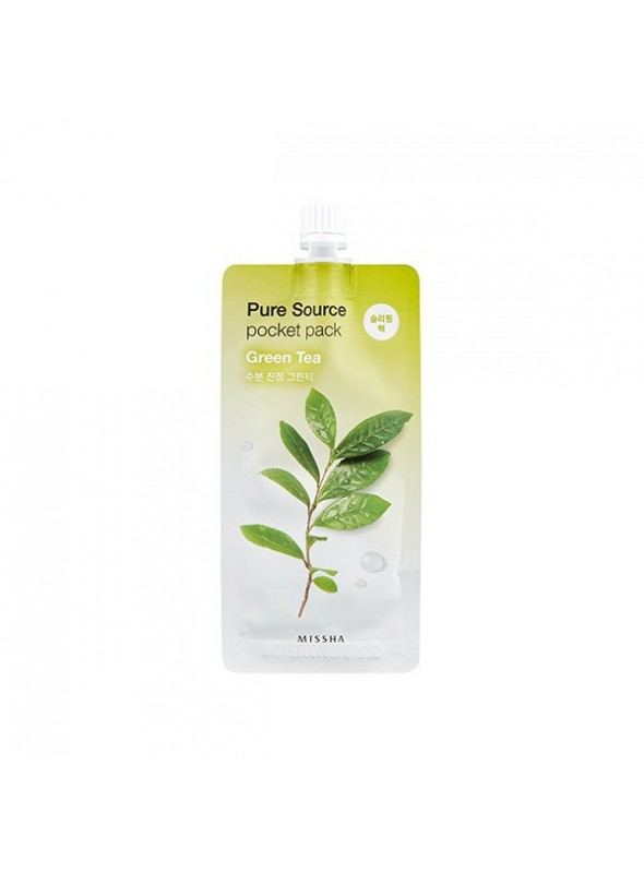 Pure Source Pocket Pack Green Tea