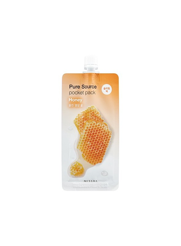 Pure Source Pocket Pack Honey