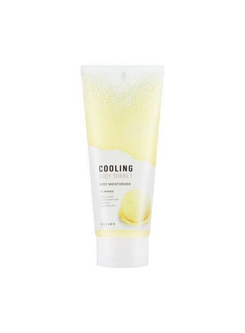 MISSHA COOLING BODY SORBET ICE MANGO 200ml