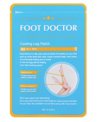 FOOT DOCTOR COOLING LEG PATCH