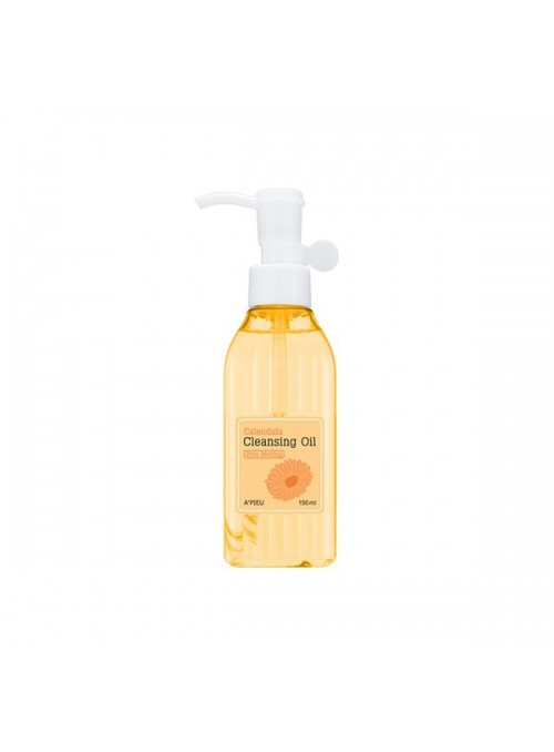 CALENDULA CLEANSING OIL - PORE MELTING