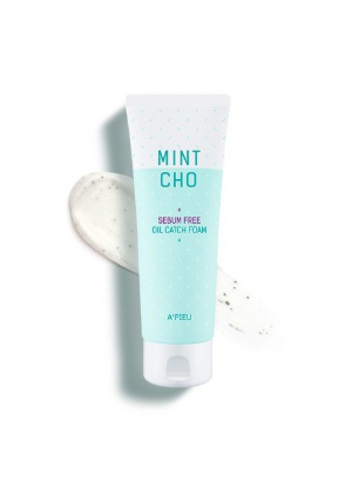 A'PIEU MINTCHO SEBUM FREE OIL CATCH FOAM