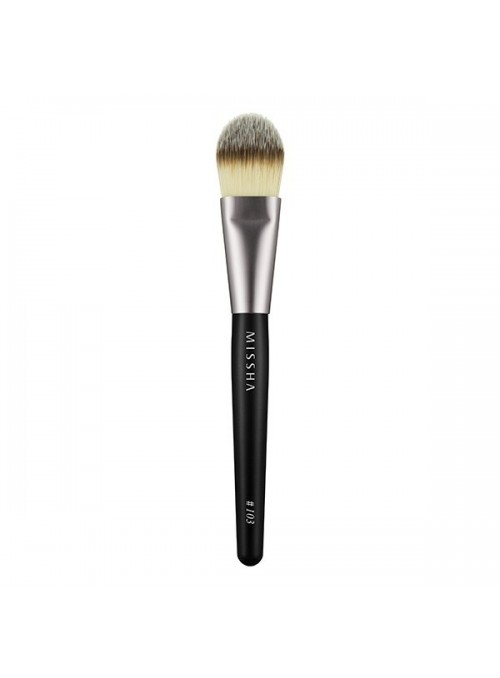 MISSHA ARTISTOOL FOUNDATION BRUSH - 103