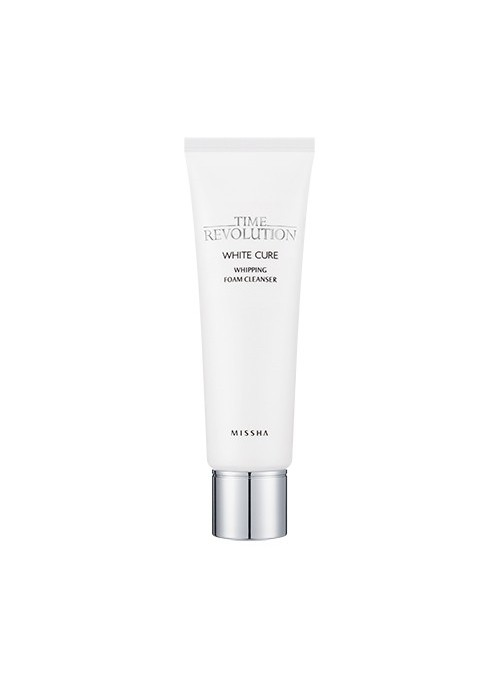 WHITE CURE WHIPPING FOAM CLEANSER 125 ML