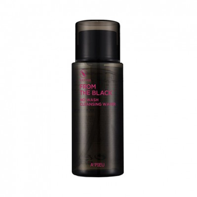A'PIEU FROM THE BLACK NO-WASH CLEANSING WATER