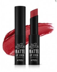 A'pieu True Matte Lip Stick (RD03)