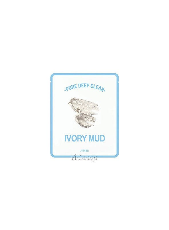 A'pieu Pore Deep Clear Ivory Mud Mask