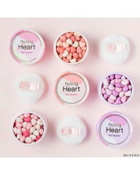 Rolling Heart Ball Blusher